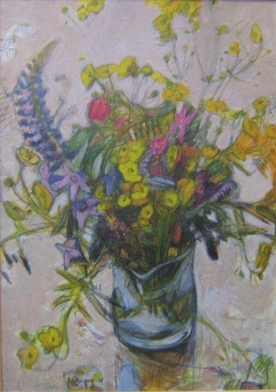 Kesäkuun kukkia, Maija E